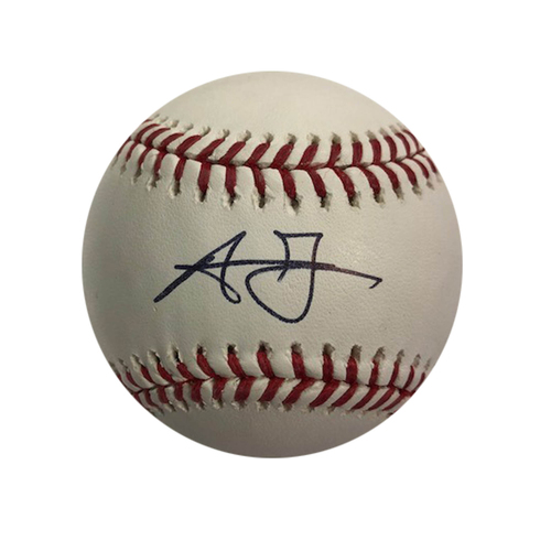 Photo of St. Louis Cardinals Austin Gomber Autographed Baseball