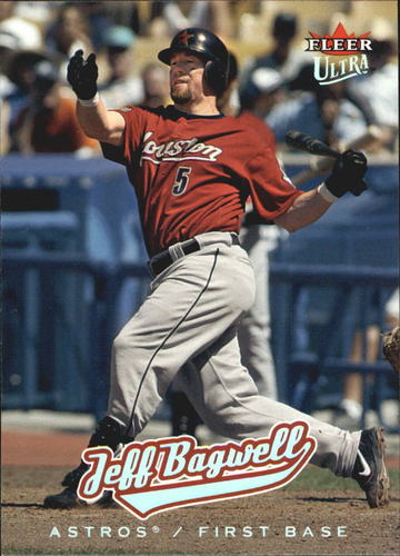 Photo of 2005 Ultra #23 Jeff Bagwell