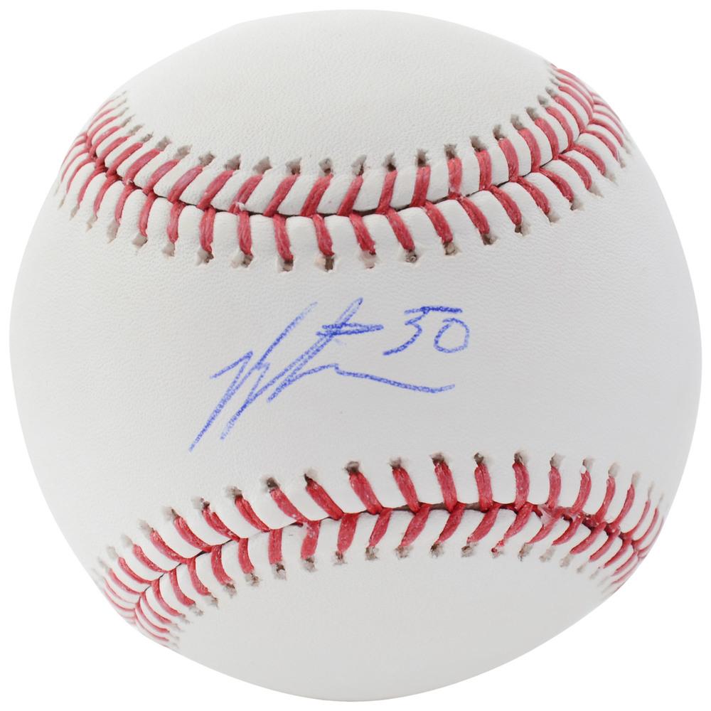 Jordan Binnington St. Louis Blues Autographed Baseball