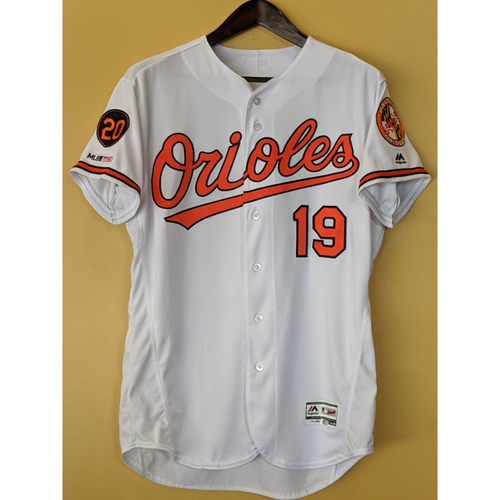 Photo of Chris Davis - 2019 Home Jersey: Team-Issued