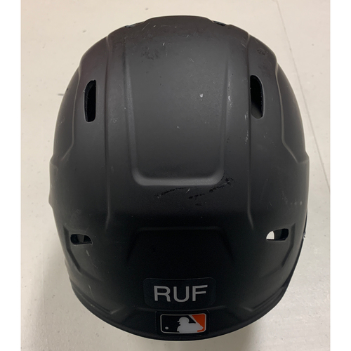 Photo of 2020 Game Used Batting Helmet - #33 Darin Ruf - used 7/25 at LAD - 1 for 4 - 1st Regular Season Game as a Giant - size 7 1/4