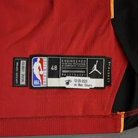 Avery Bradley - Miami Heat - Game-Worn - Statement Edition Jersey - Christmas Day 2020