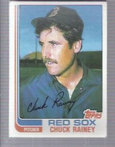Photo of 1982 Topps #522 Chuck Rainey