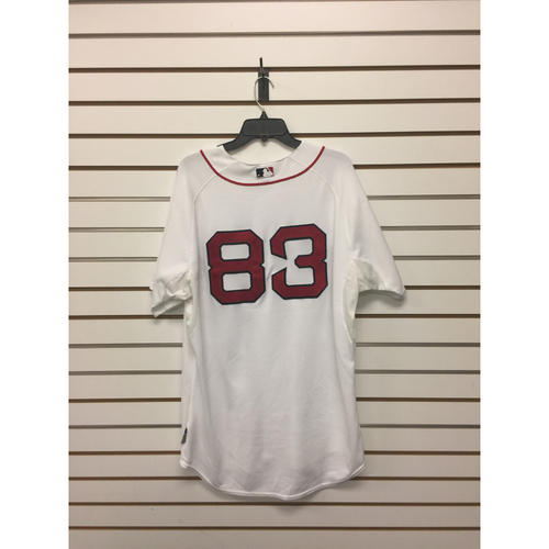 #83  Team-Issued 2013 Home Jersey