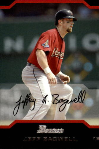 Photo of 2004 Bowman #113 Jeff Bagwell