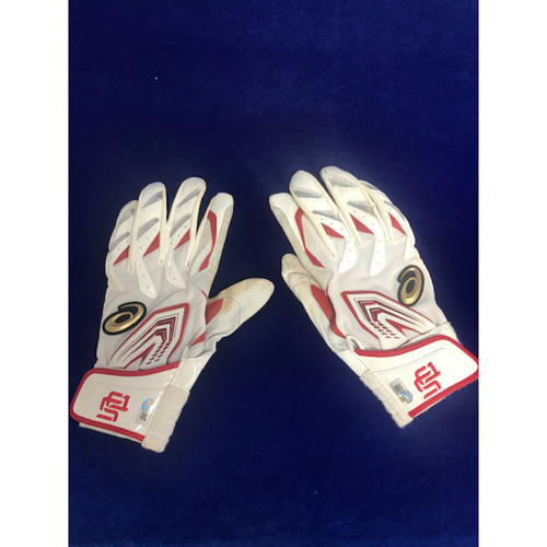 Shohei Ohtani Team Issued Batting Gloves