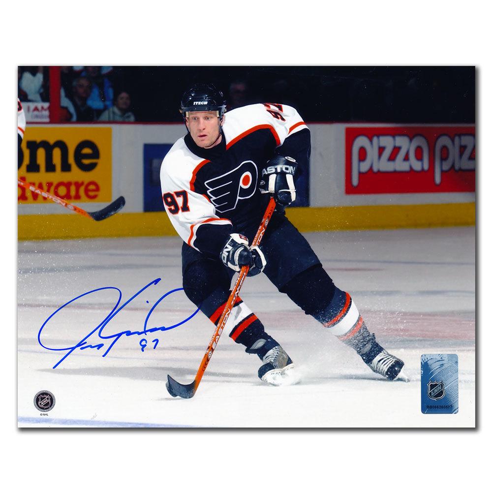 Jeremy Roenick Philadelphia Flyers RUSH Autographed 8x10