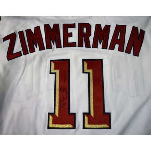 Photo of Rays Baseball Foundation Auction: Ryan Zimmerman Autographed Jersey - Size 50