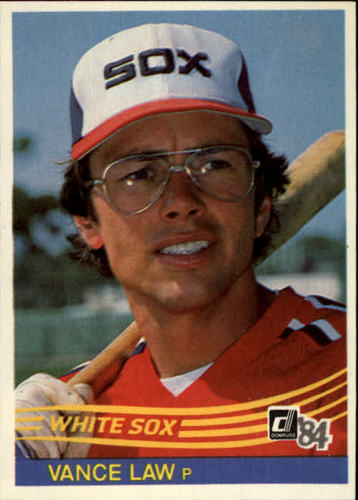 Photo of 1984 Donruss #546 Vance Law