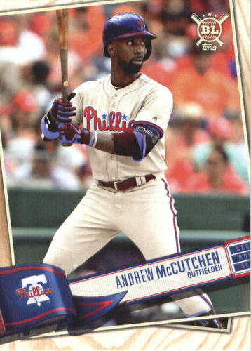 Photo of 2019 Topps Big League #265 Andrew McCutchen