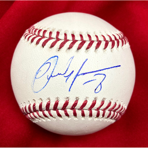 Photo of Carlos Martinez Autographed Baseball
