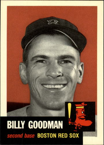 Photo of 1991 Topps Archives 1953 #334 Billy Goodman