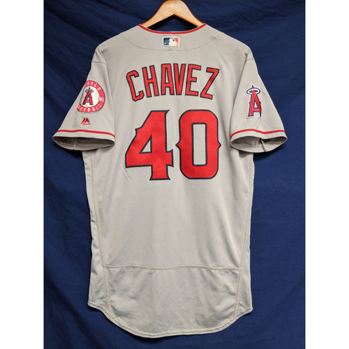 Photo of Jesse Chavez Team-Issued Road Jersey