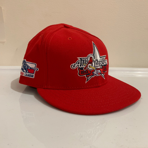 Photo of 2016 Texas League All Star Game -  Game Used Cap  - Drew Maggi (Cleveland Indians) Size - 7 -1/2