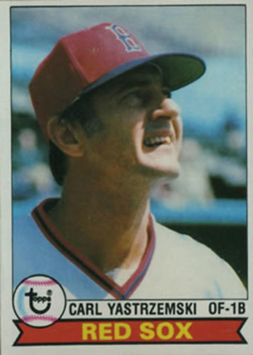 Photo of 1979 Topps #320 Carl Yastrzemski