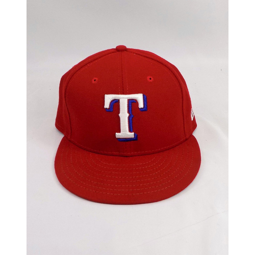 Photo of Nomar Mazara Red Team-Issued Cap
