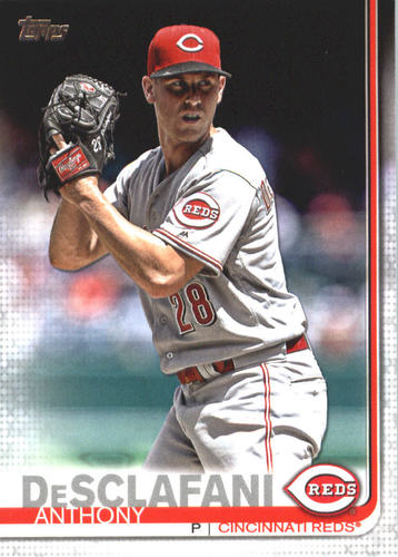 Photo of 2019 Topps #468 Anthony DeSclafani