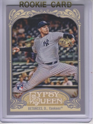 Photo of 2012 Topps Gypsy Queen #209 Dellin Betances RC