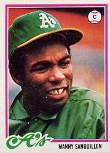 Photo of 1978 Topps #658 Manny Sanguillen