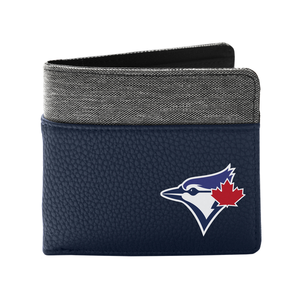 Toronto Blue Jays Pebble Bifold Wallet