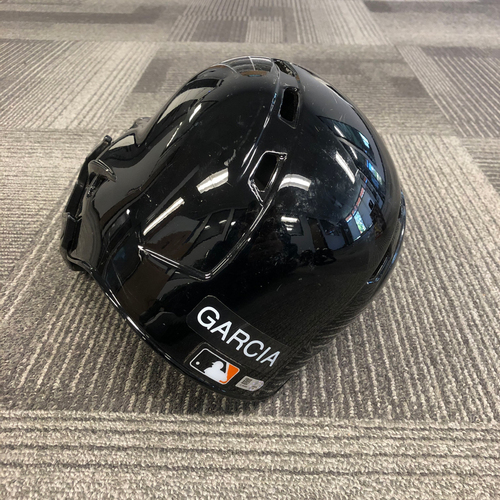 Photo of 2019 Team Issued Spring Training Helmet - #16 Aramis Garcia - Size 8