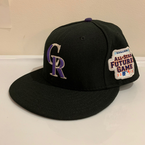 Photo of 2013 All Star Futures Game -  Game Used Cap  - Eddie Butler (Colorado Rockies) Size - 7