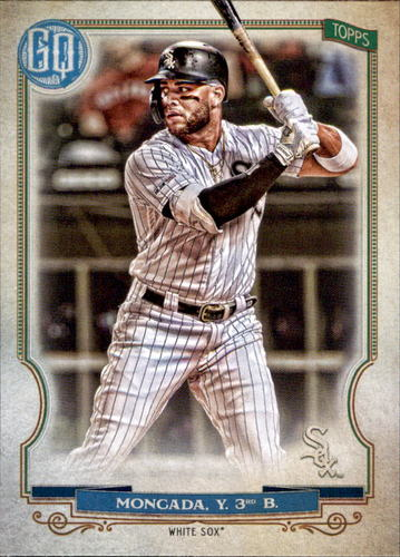 Photo of 2020 Topps Gypsy Queen #132 Yoan Moncada