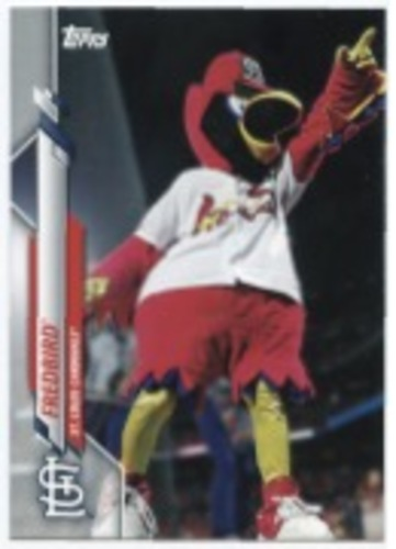 Photo of 2020 Topps Opening Day Mascots #M5 Fredbird