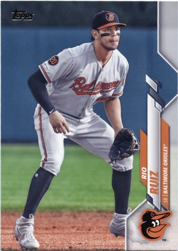 Photo of 2020 Topps #358 Rio Ruiz
