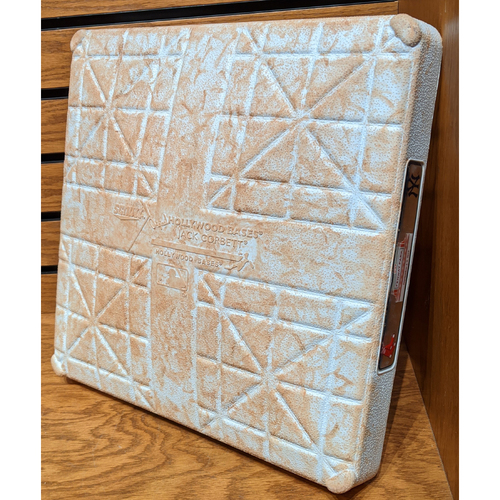 Red Sox vs. Yankees September 7, 2019 Game Used 2nd Base