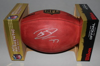 NFL - COWBOYS TYRON SMITH SIGNED AUTHENTIC FOOTBALL