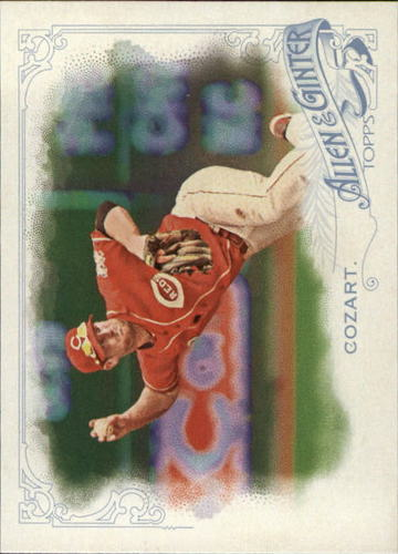 Photo of 2015 Topps Allen and Ginter #194 Zack Cozart