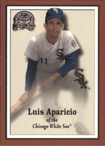 Photo of 2000 Greats of the Game #24 Luis Aparicio