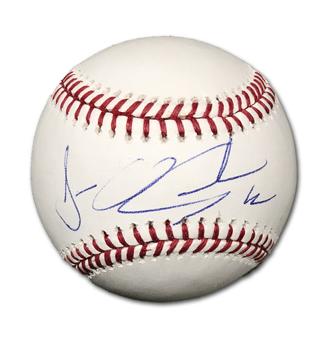 Photo of Jose Quintana Autographed Baseball