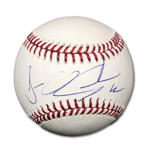 Photo of Jose Quintana Autographed Baseball