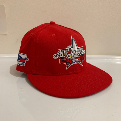 Photo of 2016 Texas League All Star Game -  Game Used Cap  - Edward Paredes (Los Angeles Angels) Size - 7