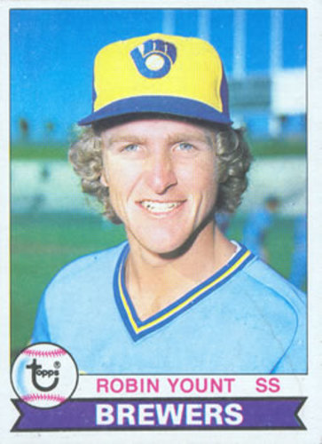 Photo of 1979 Topps #95 Robin Yount