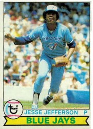 Photo of 1979 Topps #221 Jesse Jefferson