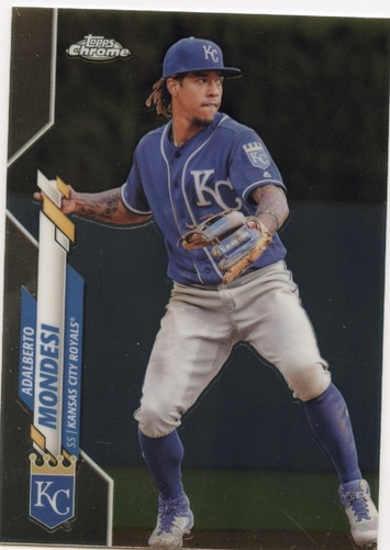 Photo of 2020 Topps Chrome #31 Adalberto Mondesi