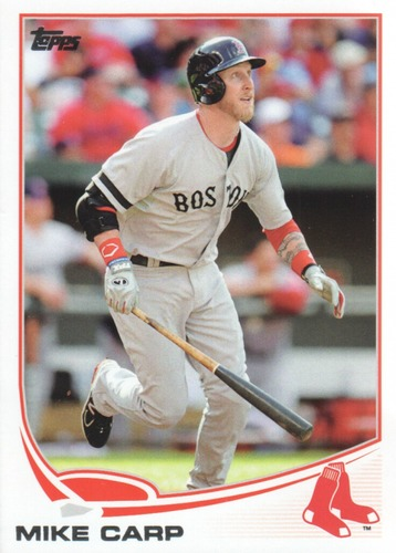 Photo of 2013 Topps Update #US307 Mike Carp