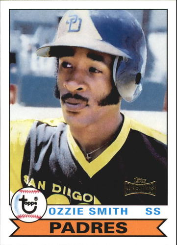 Photo of 2012 Topps Archives Reprints #116 Ozzie Smith