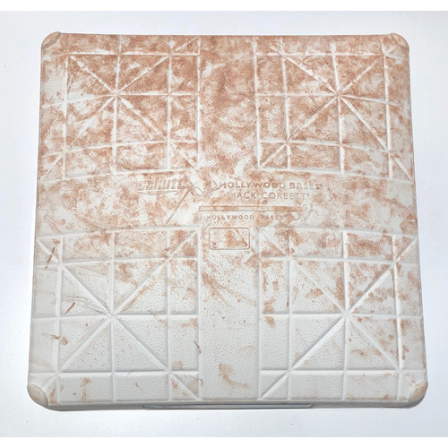 Photo of 2019 Mexico Series - Game Used Base - 1st Base - St. Louis Cardinals at Cincinnati Reds - 4/13/2019