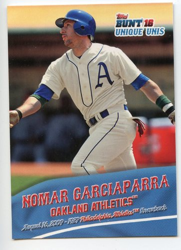 Photo of 2016 Topps Bunt Unique Unis #UU1 Nomar Garciaparra