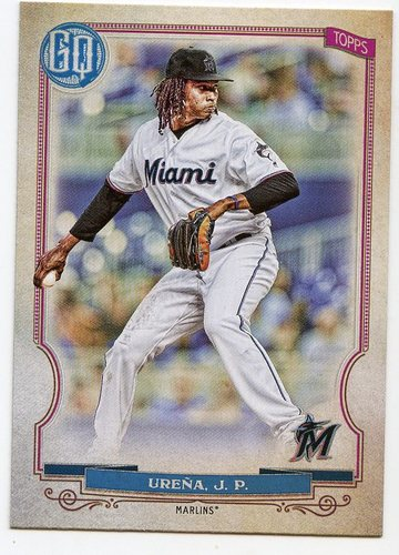 Photo of 2020 Topps Gypsy Queen #138 Jose Urena