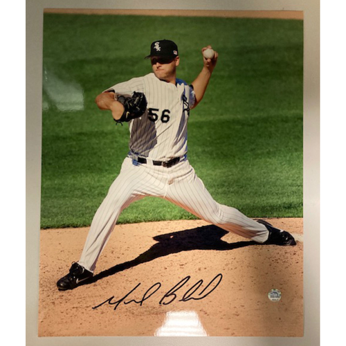 Photo of Mark Buehrle Autographed Photo