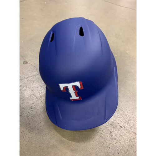Photo of 2021 MLB Draft Used Helmet: Texas Rangers