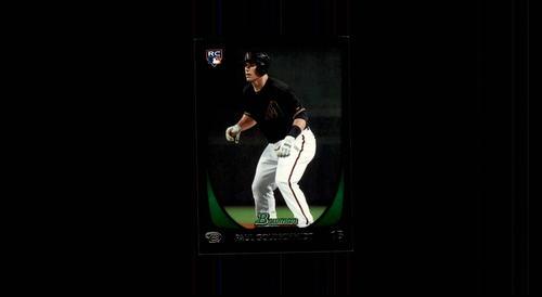 Photo of 2011 Bowman Draft #108 Paul Goldschmidt Rookie Card