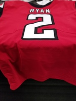 STS - FALCONS MATT RYAN GAME WORN JERSEY (NOVEMBER 12, 2017)
