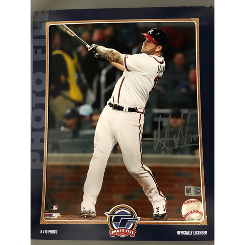 Photo of Holiday Deal of the Day: Matt Adams Autographed Photo - Today Only 25% off!