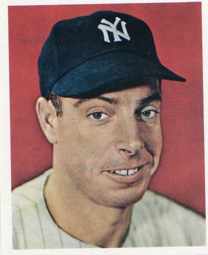 Photo of 1982 GS Gallery All-Time Greats #6 Joe DiMaggio-- Hall of Fame Class of 1955